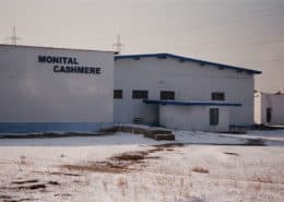 Cashmere Dehairing Plant Mongolia The Schneider Group