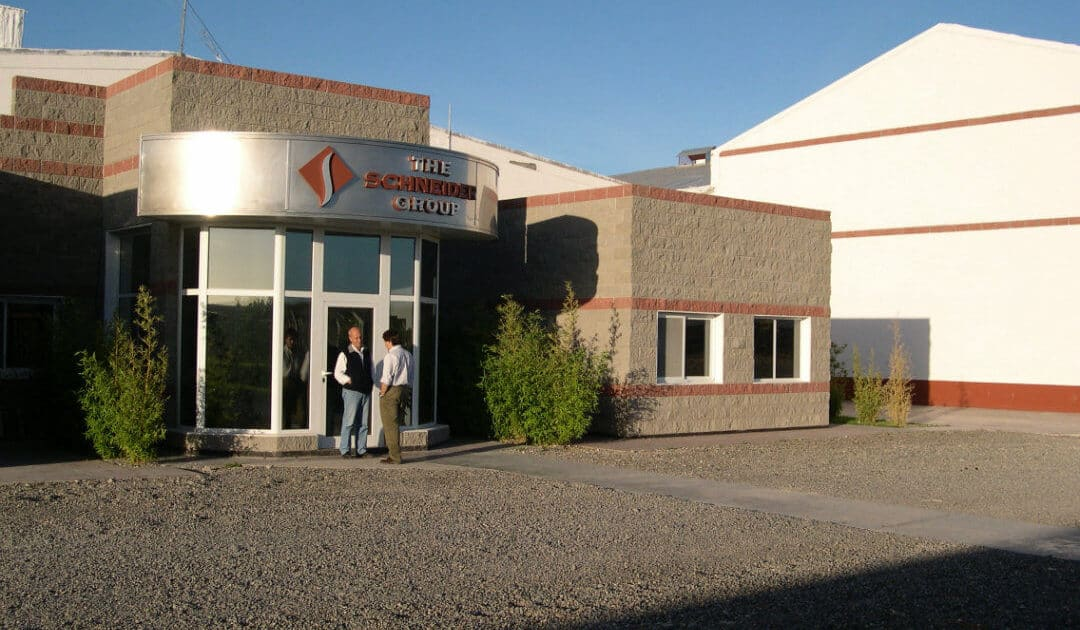 Fuhrmann Argentina The Schneider Group