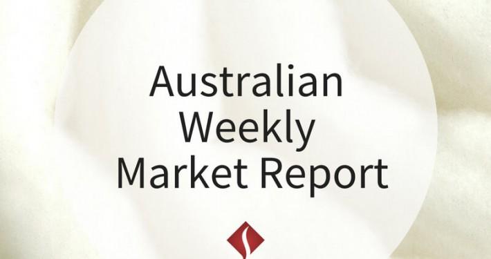 Australian Weekly Market Report