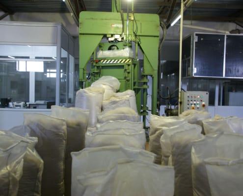 Monital Cashmere Dehairing Plant with Cashmere