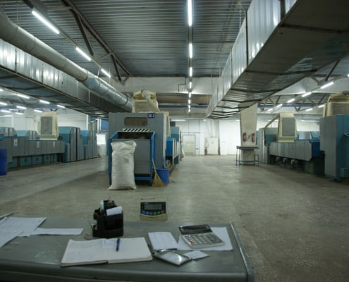 Monital Cashmere Dehairing Plant