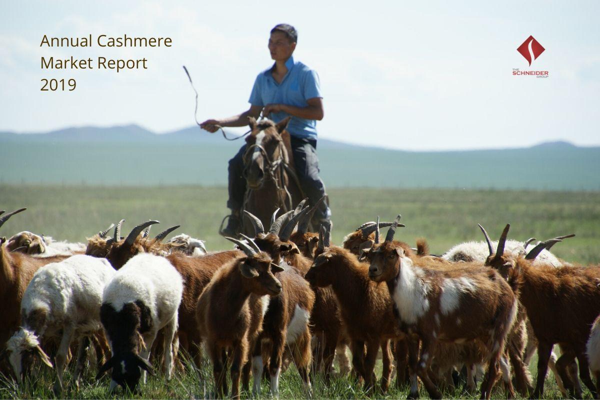 Annual Cashmere Market Report 2019